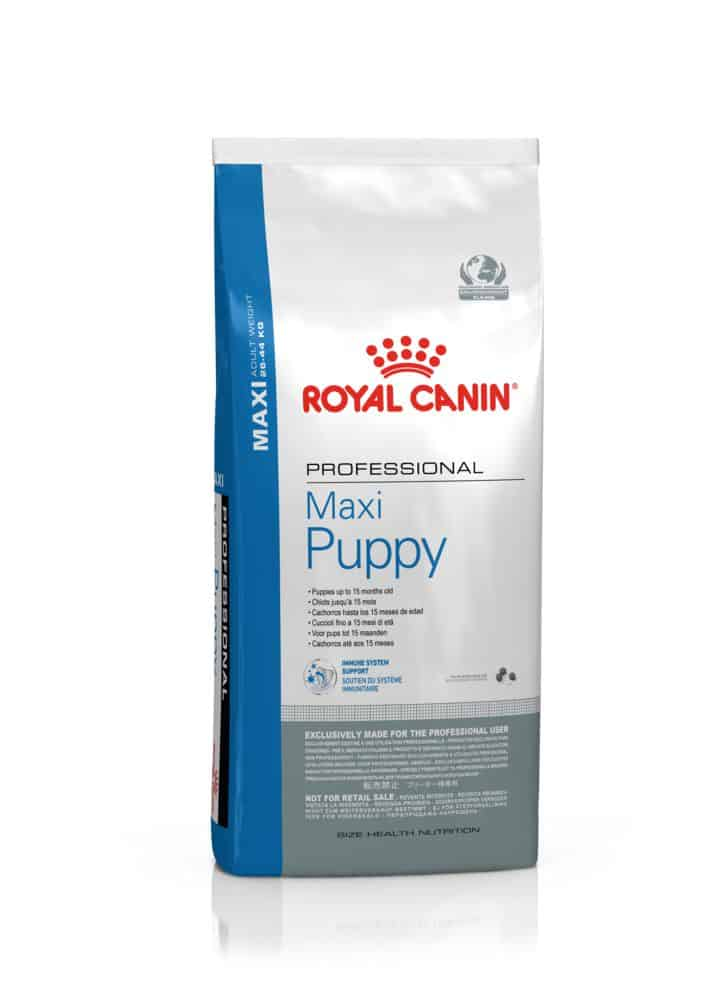 royal canin professional maxi puppy